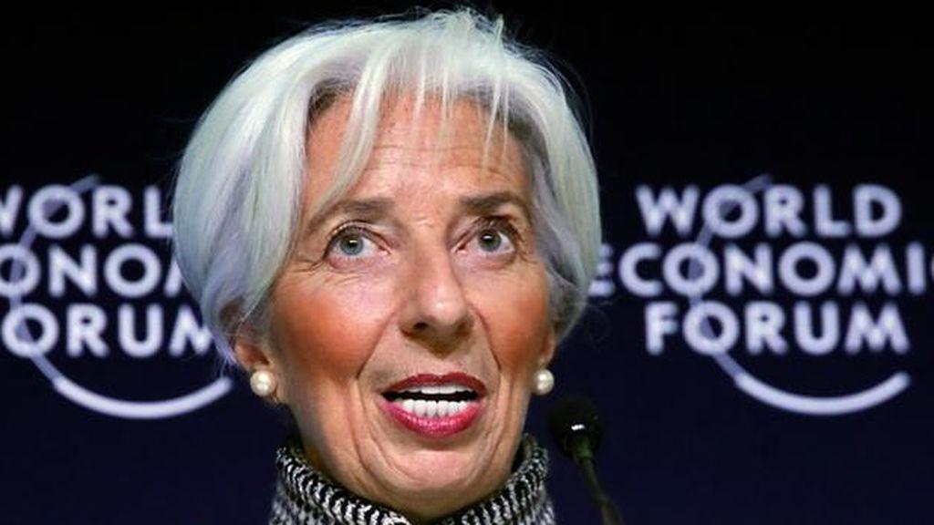 Freno en la economía española: El PIB español crece menos de lo que estimaba el FMI