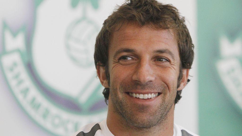 Igual que papá: Dorotea, la hija de nueve años de Del Piero, arrasa en redes con un golazo