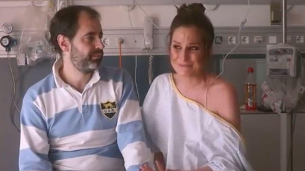 Verdeliss confiesa el motivo de su hospitalización entre lágrimas