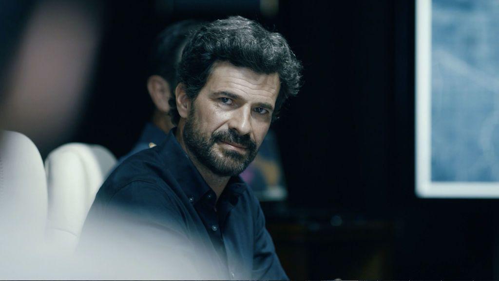 Rodolfo Sancho, en el capítulo 2 de 'Los nuestros 2'.