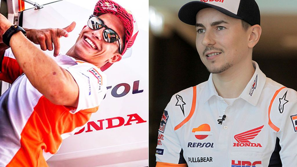 Márquez y Lorenzo marcan en el calendario las fechas donde se batirán por el título de MotoGP