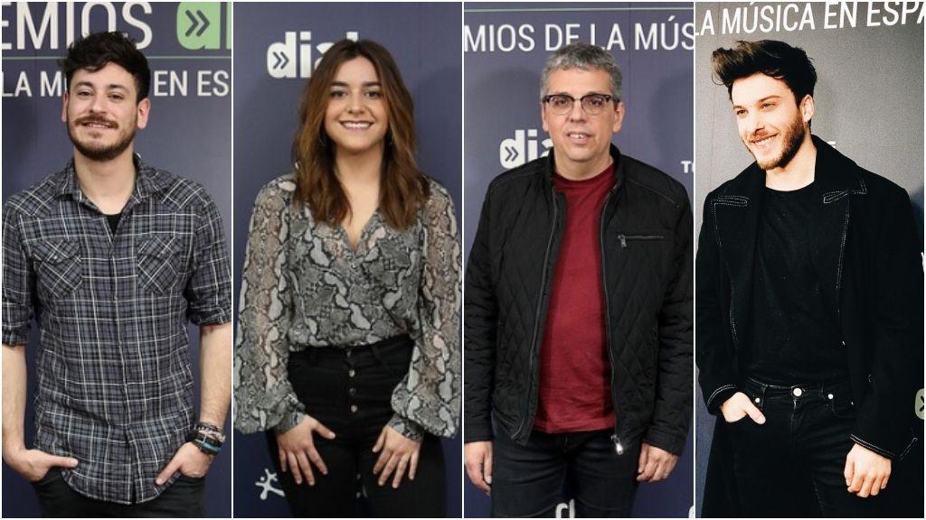 El concierto más especial Cepeda o lo que no volvería a hacer Blas Cantó: hablamos con los ganadores de los Premios Cadena Dial
