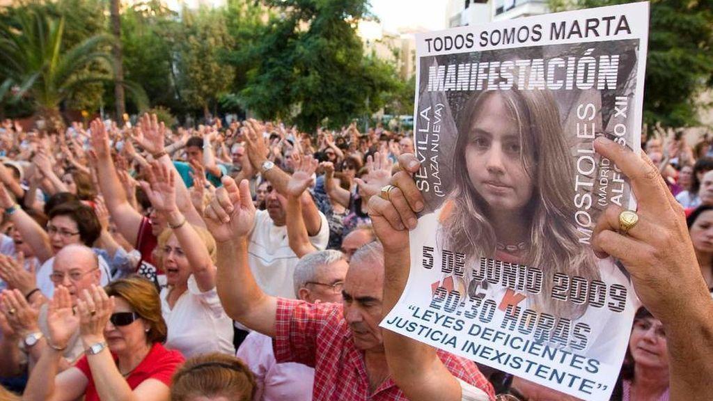 El asesinato de Marta del Castillo, 'En el punto de mira' diez años después