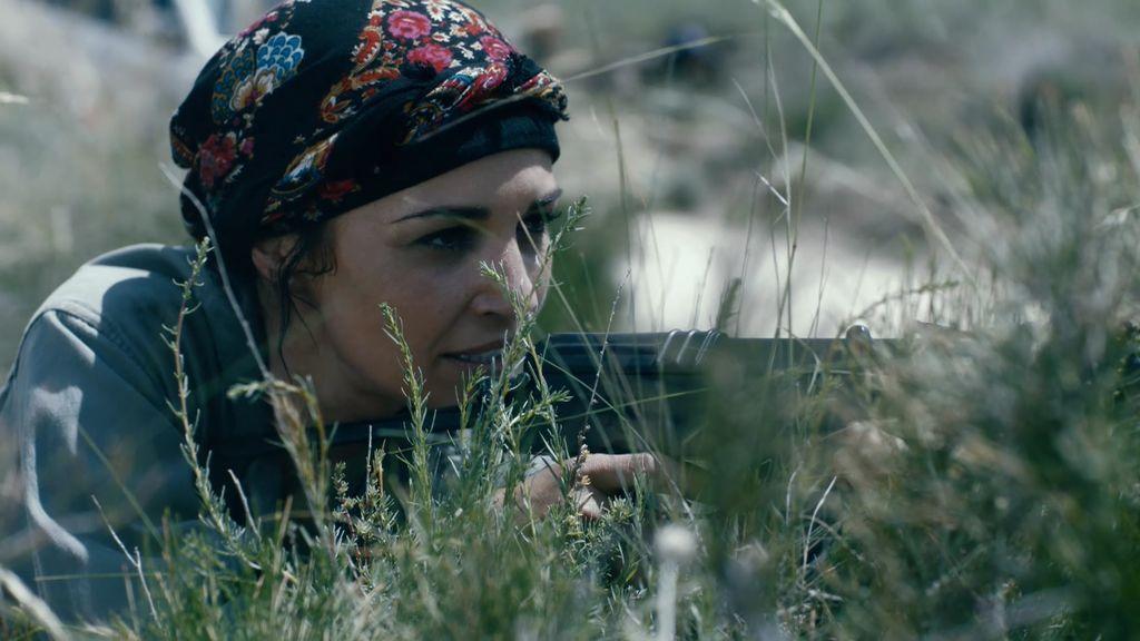 Martina ve la muerte ante sus ojos al sufrir una emboscada del Isis junto a las peshmergas