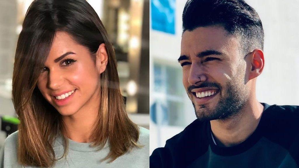 Marina y Jaime 'MyH' reaparecen enamorados