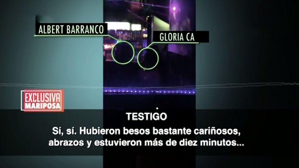 Gloria y Barranco \'MyHyV\' estuvieron en un cuarto oscuro - Cazamariposas
