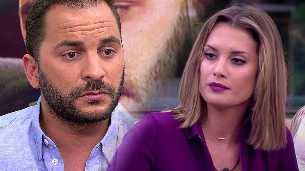 """Los motivos de la primera ruptura de Candela y Antonio: De los """"mil bombazos"""" de ella a la traición en 'Sálvame'"""