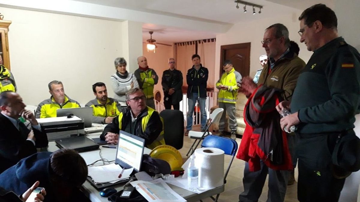 operativo de rescate JULEN