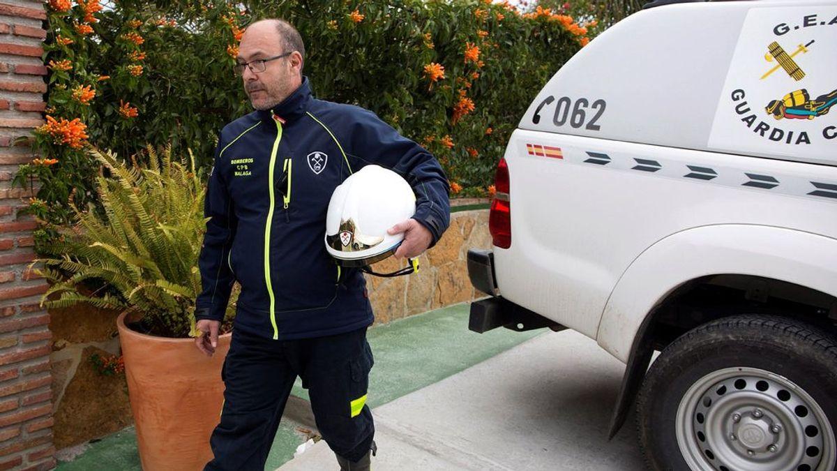 Los mineros no bajarán solos a por Julen: Les acompañarán bomberos y guardias civiles