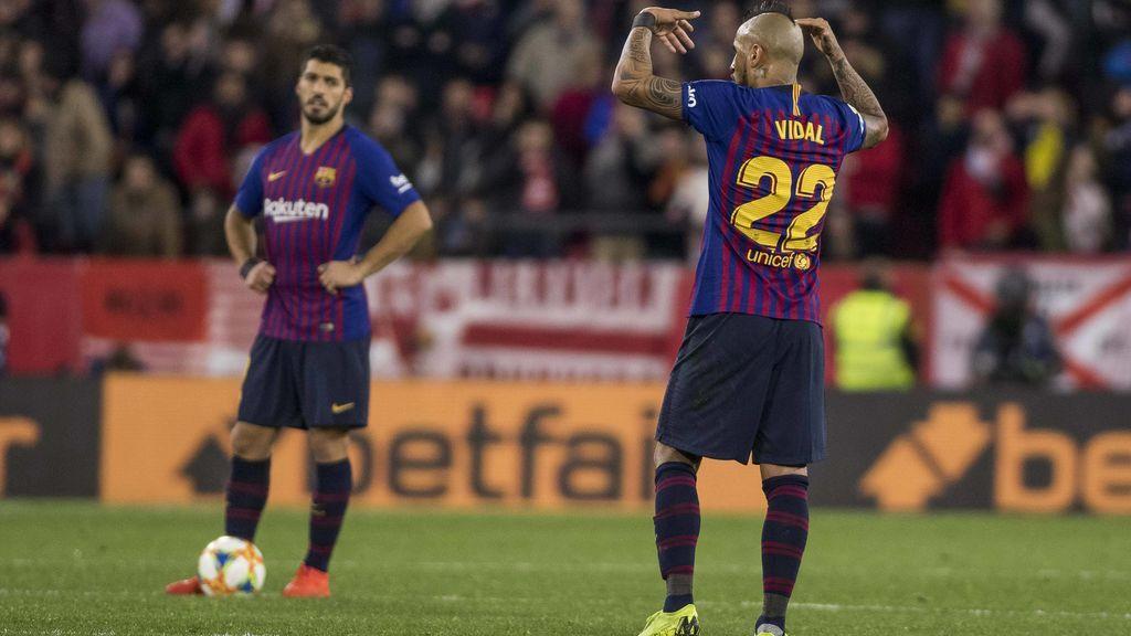 ¿Hace bien el Barça tirando la Copa?