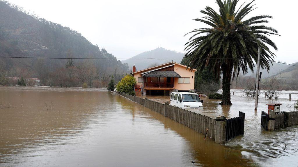 La Guardia Civil localiza el cuerpo sin vida del desaparecido en Tineo (Asturias)