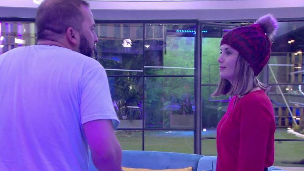Los celos de Candela y la discusión con Antonio por bailar con Sofía e Ylenia