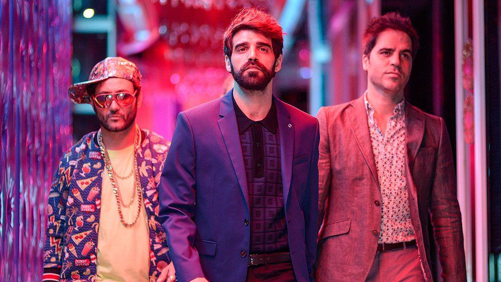 Tráiler oficial de 'Lo dejo cuando quiera': David Verdaguer, Ernesto Sevilla y Carlos Santos, los nuevos narcos