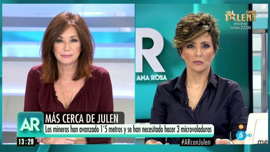 Ana Rosa Quintana y Sonsoles Ónega.