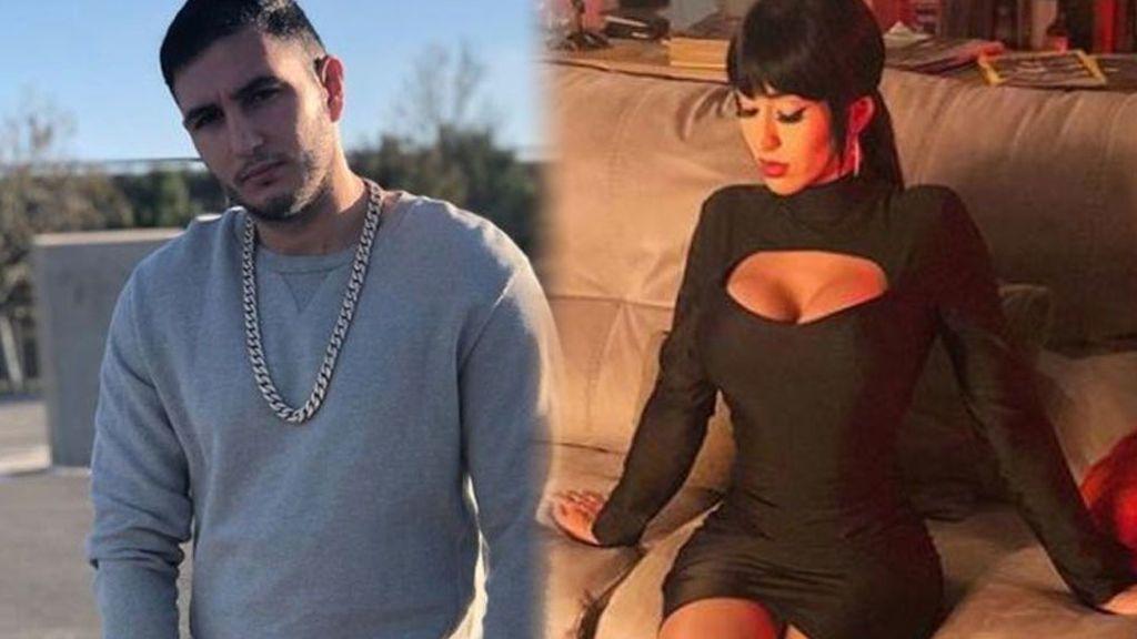 Aurah y Omar Montes, cada vez más juntos: Sus fotos más cómplices