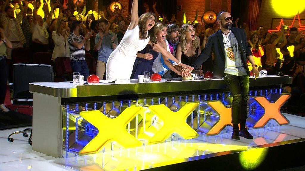 Got Talent 4 Pase de oro