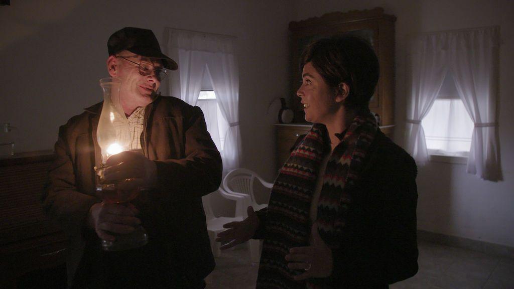 Samanta Villar en una colonia menonita, en 'La vida con Samanta'.