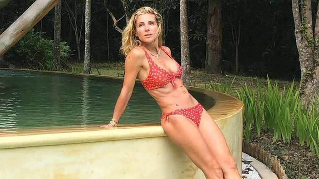 'Be Elsa': cómo conseguir emular el posado perfecto de Pataky en bikini