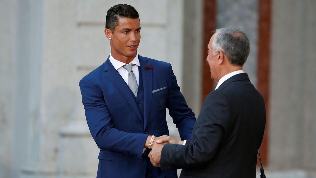 Portugal podría retirar a Cristiano Ronaldo la orden del mérito tras la condena por fraude en España