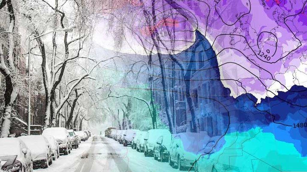 Prepárate para las verdaderas nevadas: la semana que viene será muy, muy invernal