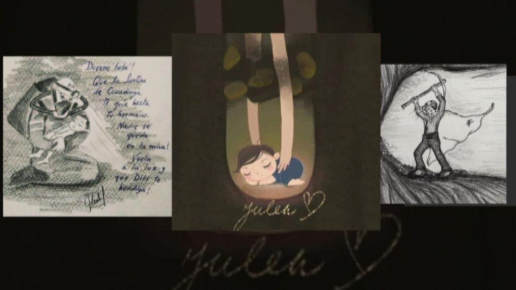 Consternación y tristeza por Julen: Las redes se inundan de mensajes e imágenes de apoyo a la familia