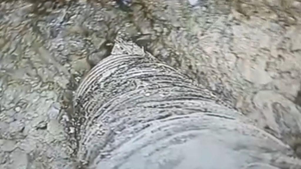 La investigación examina cómo se formó el tapón situado sobre el pequeño Julen