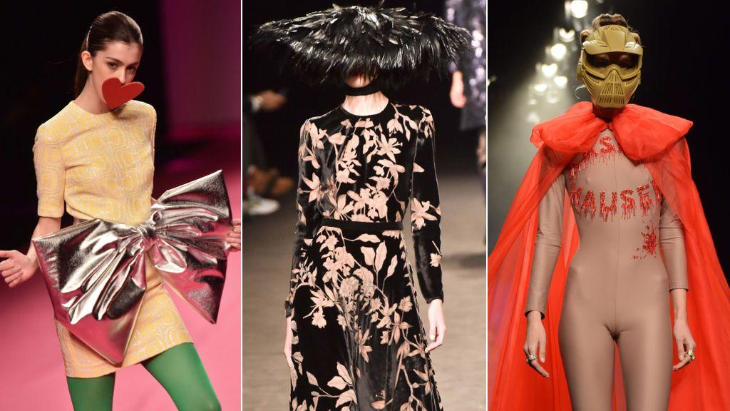 Puntadas con y sin hilo de la primera jornada de la Fashion Week Madrid