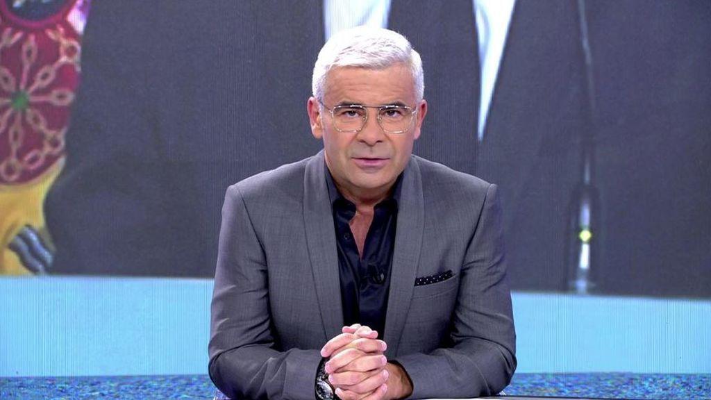 """Jorge Javier, a los padres de Julen: """"Queremos dar nuestro más sincero pésame"""""""