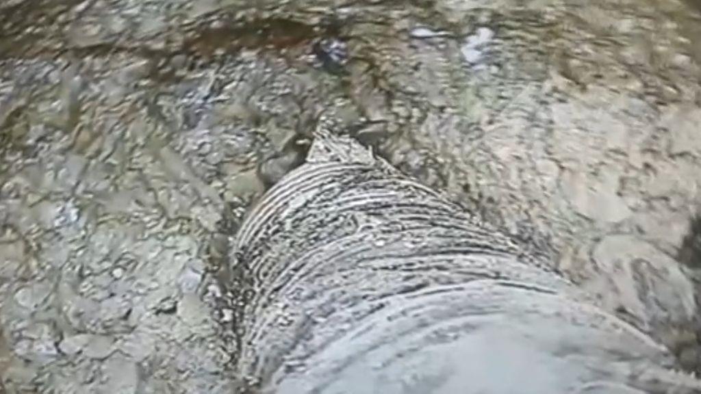 La investigación examina cómo se formó tapón situado sobre el pequeño Julen