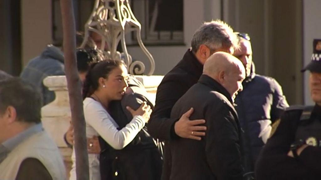 Lágrimas por Julen: España con los padres del pequeño