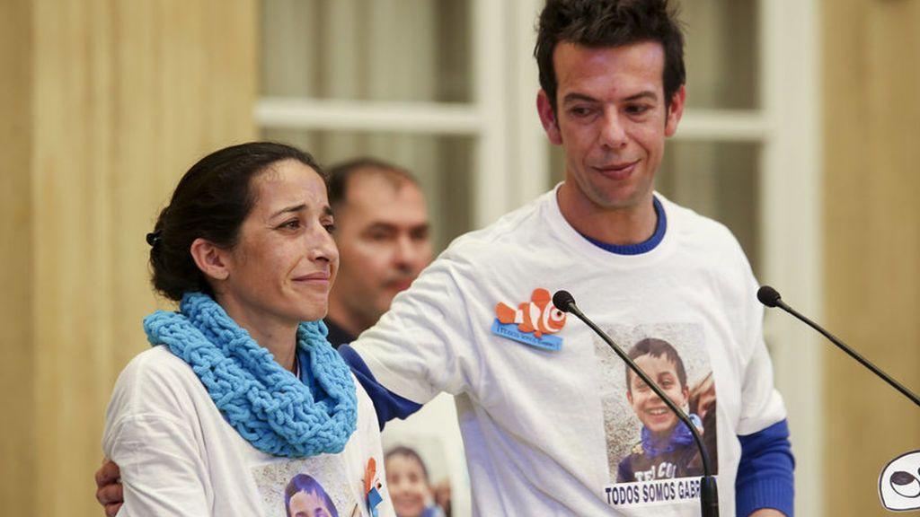 """La madre de Gabriel Cruz envía """"mucha fuerza"""" a los padres de Julen"""