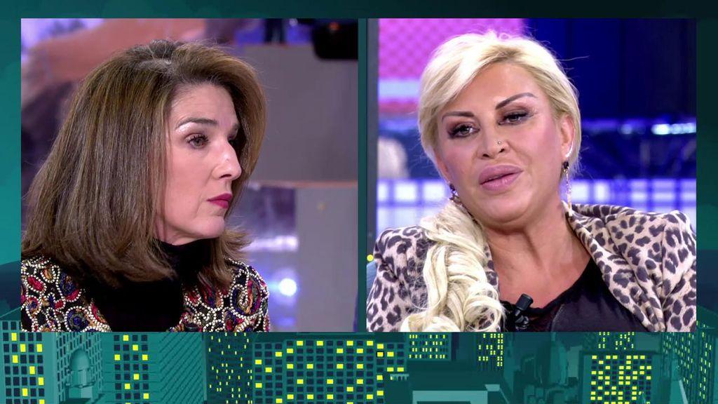 """Tensión entre Raquel Mosquera y Paloma Gª Pelayo: """"¿Por qué te picas conmigo?"""""""