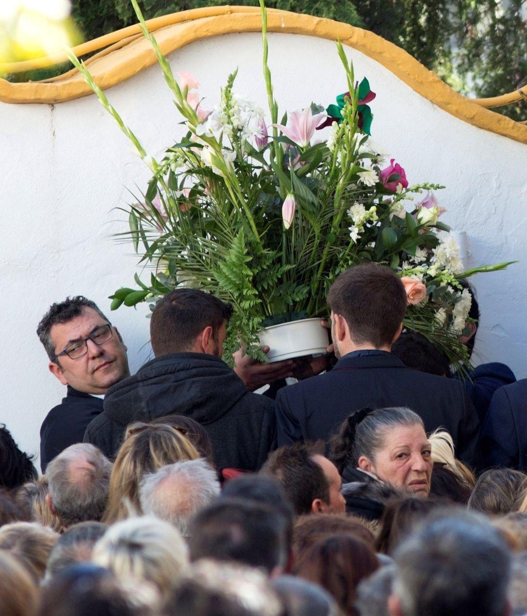 El entierro del pequeño Julen