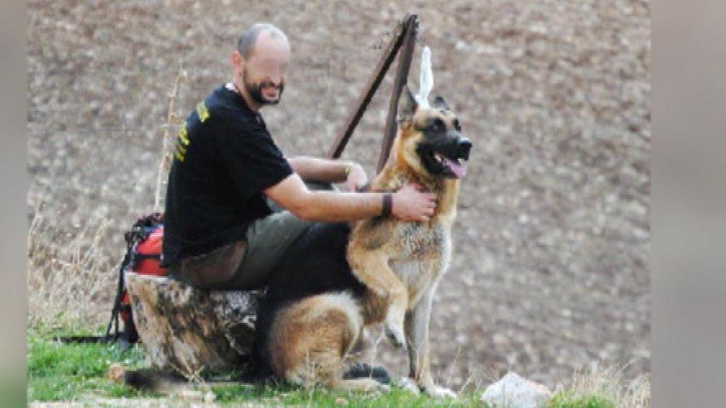 Juan Antonio murió al caer en el pozo tratando de rescatar a su perro