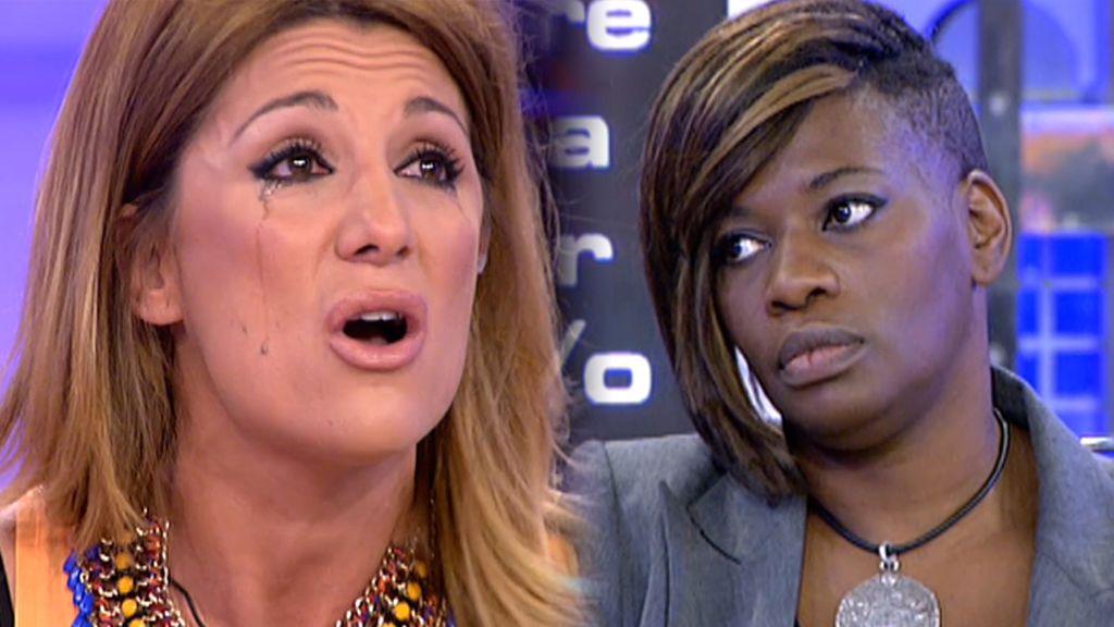 Nagore y Carolina Sobe dejaron de ser 'cariñis' en 2011: Su enemistad, paso a paso