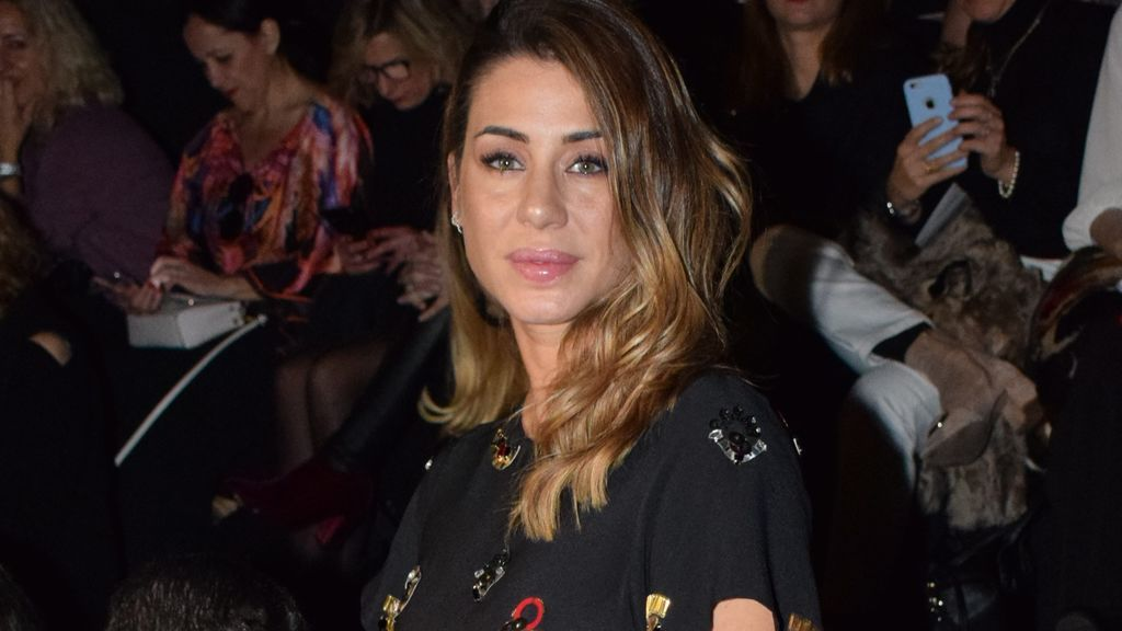 Ella Bisbal Tablada se estrena en el 'front row' de la Fashion Week Madrid