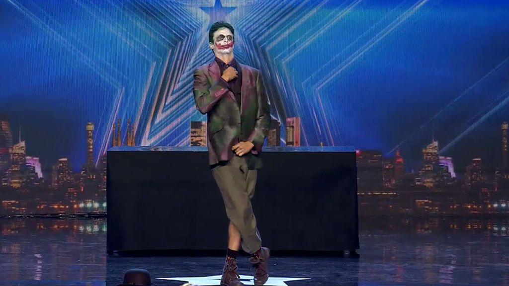 """¡Espectáculo en estado puro! Paz Padilla enloquece y Risto queda encantado con 'Arias Joker': """"No tengo un pero"""""""