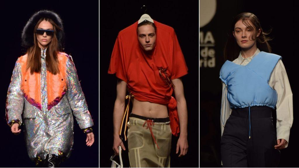 Puntadas con y sin hilo de la tercera jornada de la Fashion Week Madrid