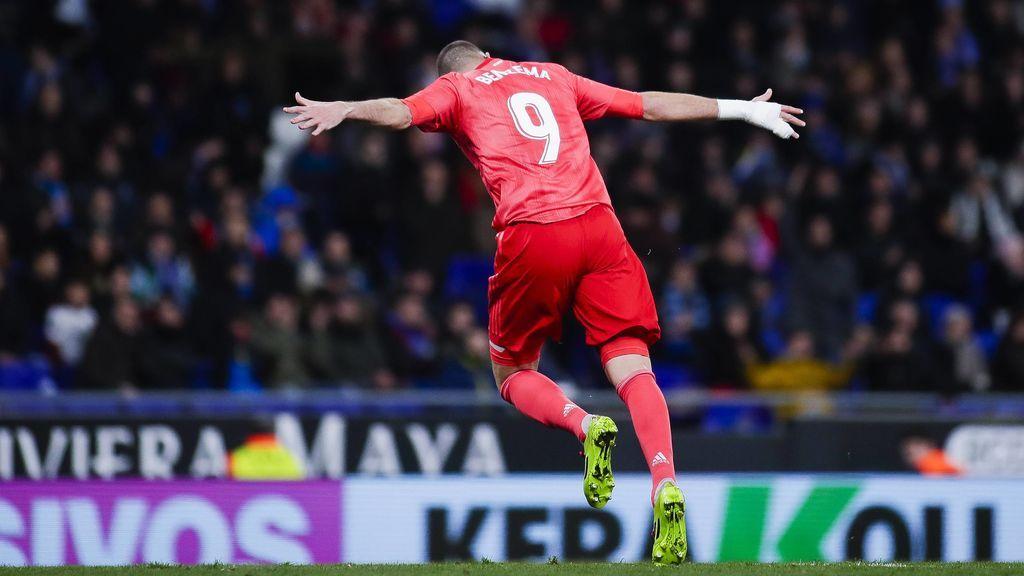 ¿Es Benzema el mejor '9' del mundo?