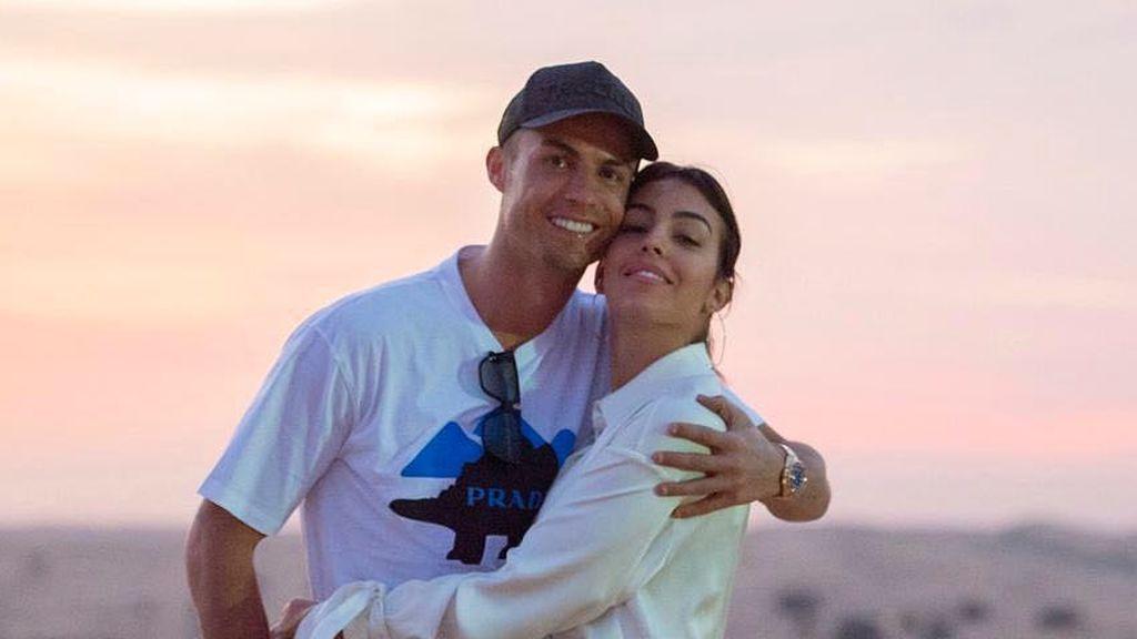 """La romántica felicitación de Critiano Ronaldo a Georgina en su 25 cumpleaños: """"a la mujer más maravillosa"""""""