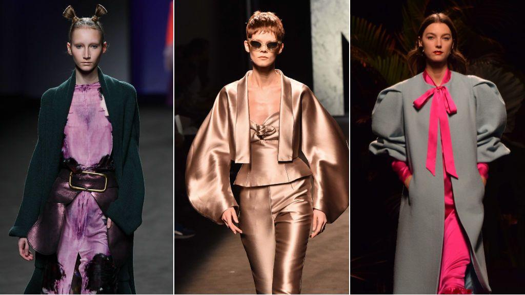 Puntadas con y sin hilo de la cuarta jornada de la Fashion Week Madrid