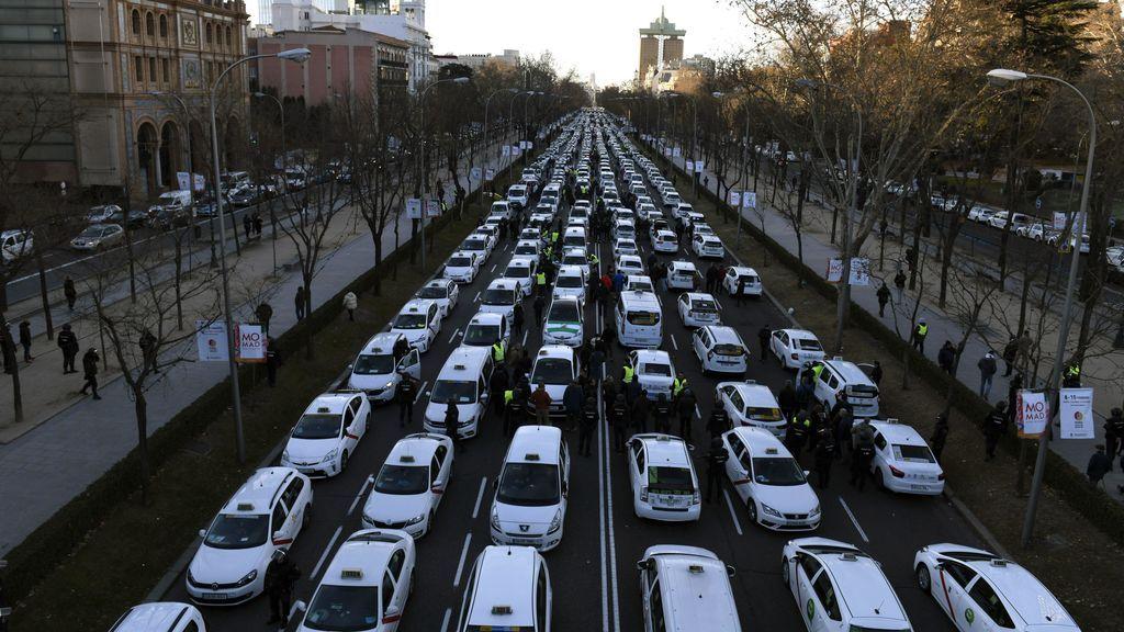La resaca del 15 M: leyes a golpe de manifestaciones