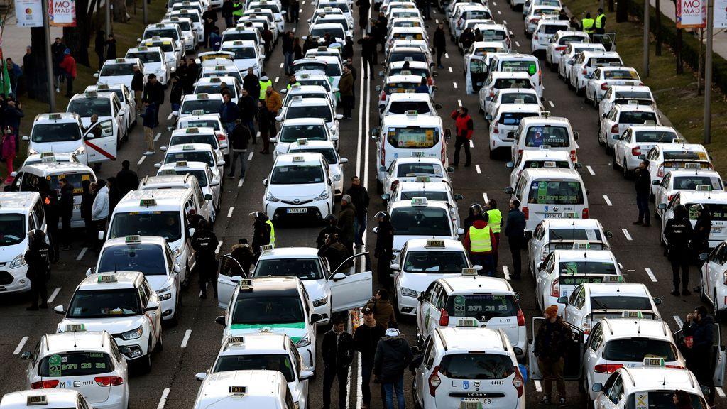 ¿Estás de acuerdo con la huelga de los taxistas en Madrid?