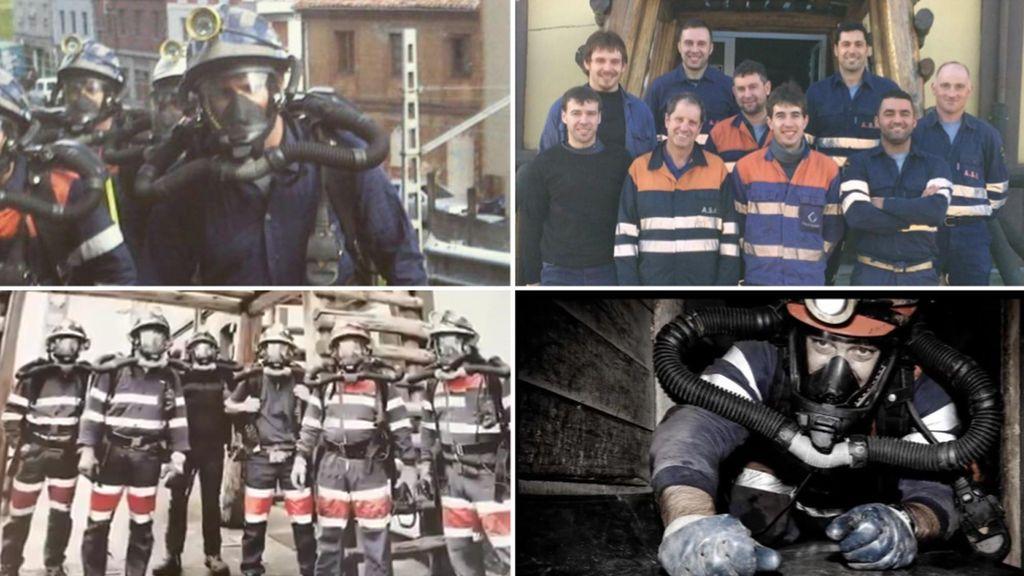 Las otras misiones mediáticas que acometió la Brigada de Salvamento Minero