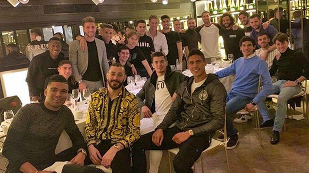 El Real Madrid se conjura en el restaurante madrileño de Dani García, el chef que renunció a tres estrellas Michelín