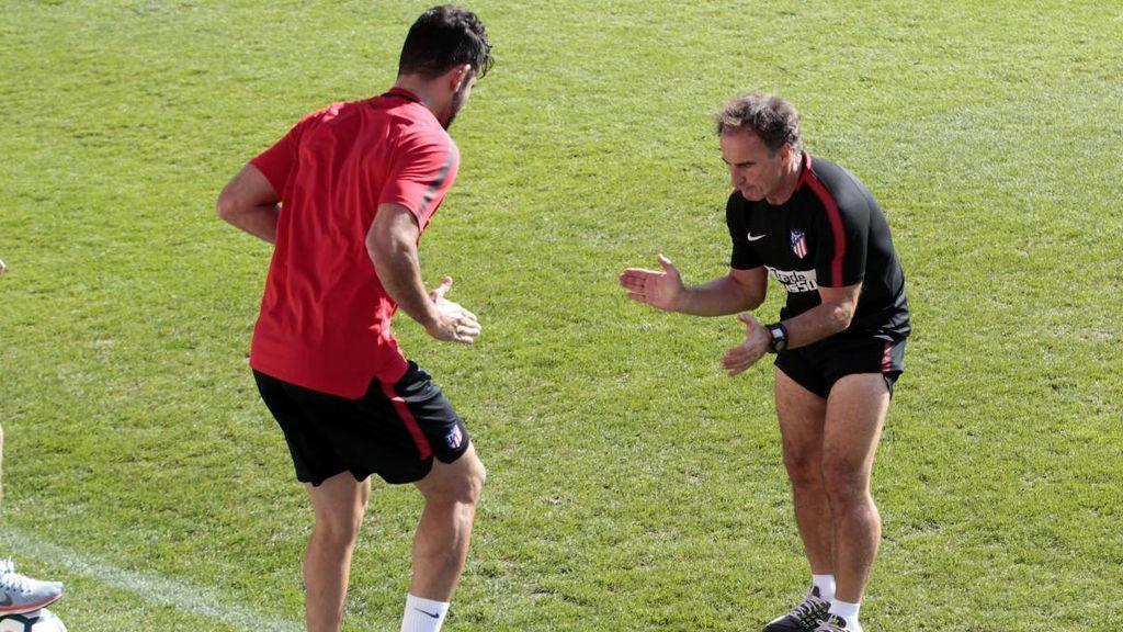 Detienen a 'El Profe' Ortega, preparador físico del Atlético de Madrid, por un presunto delito de violencia de género, según 'Onda Madrid'