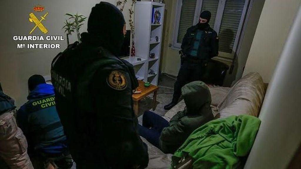 Detienen en Zaragoza a un joven marroquí por presunto  auto-adoctrinamiento y propaganda yihadista