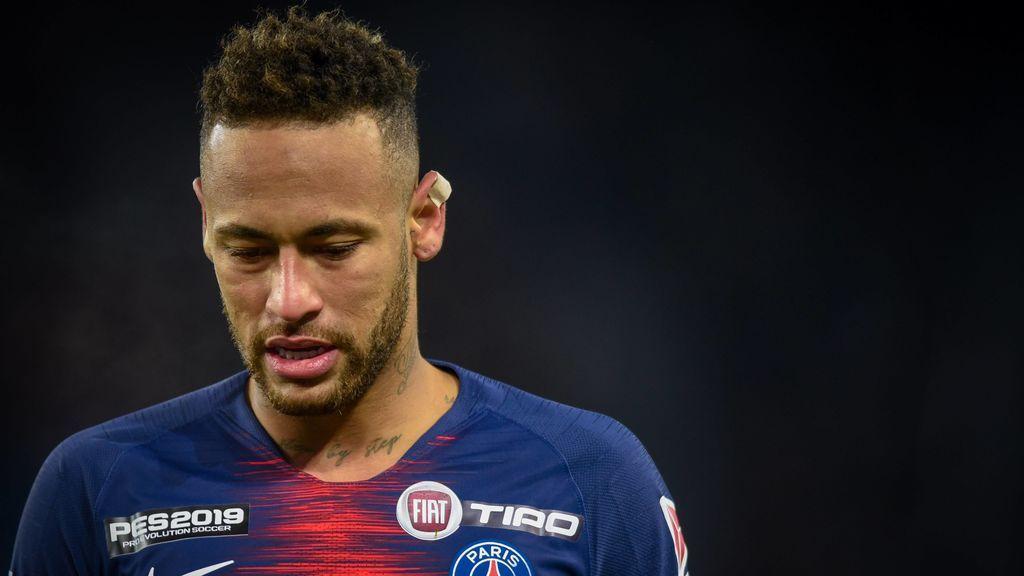 Neymar no se opera y estará al menos diez semanas de baja