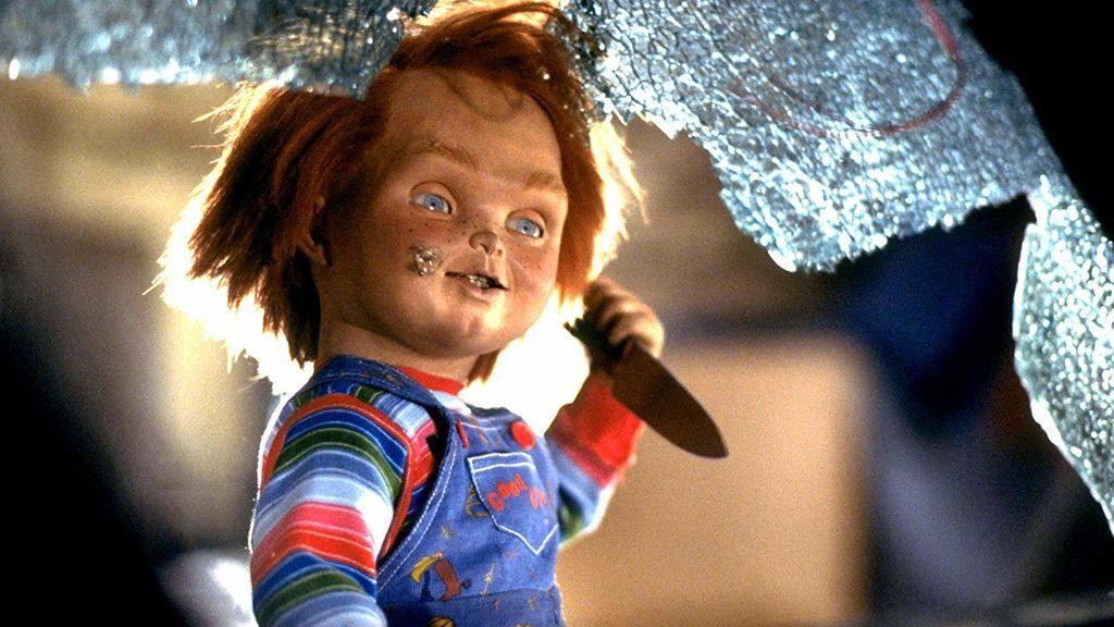 Chucky, en la película 'Muñeco diabólico' de 1988.