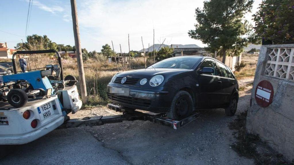Oye los gritos al otro lado del teléfono de la mujer atropellada por su propio coche en Alicante